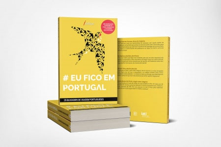 Livro #EuFicoemPortugal, da ABVP