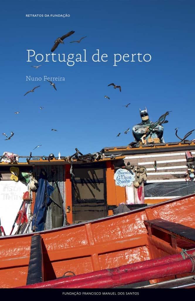 Capa do Livro Portugal de perto, Nuno Ferreira