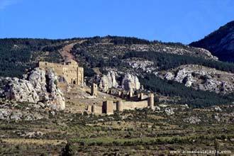 Castillo de Loarre, Aragão