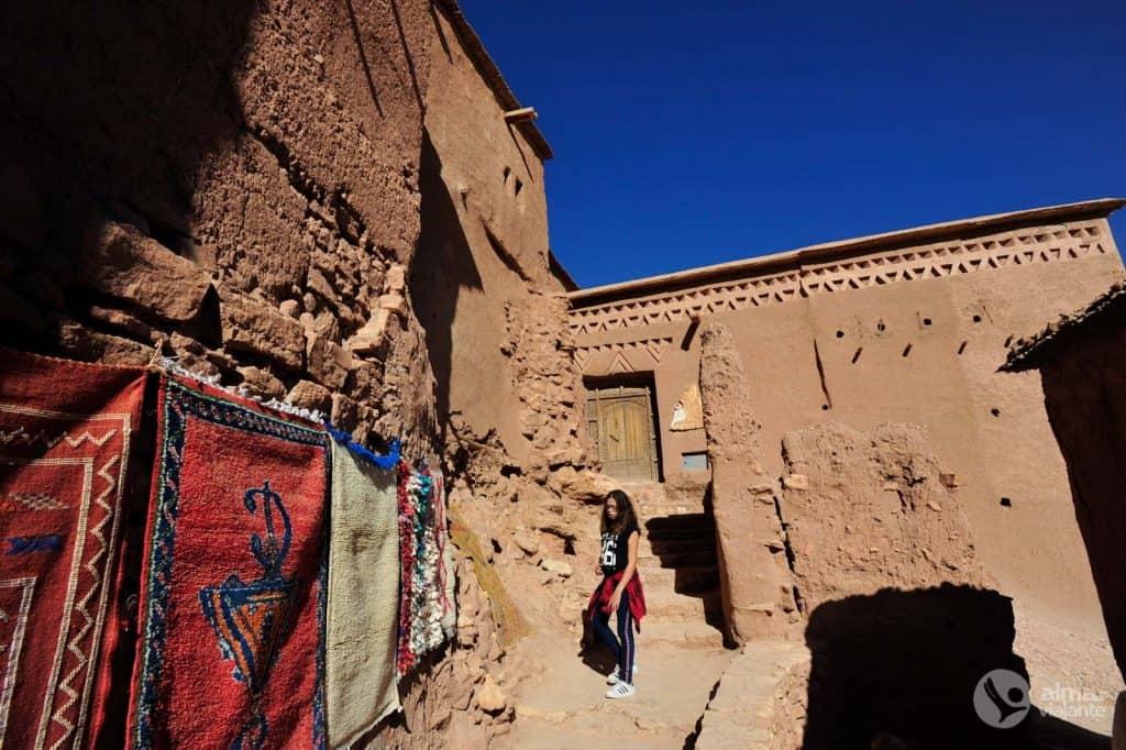 Visitar ksar Ait-Benhaddou