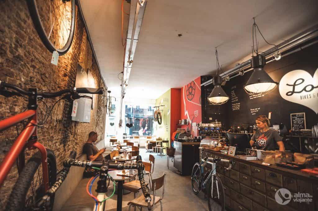 Lola Bikes & Coffee Haia