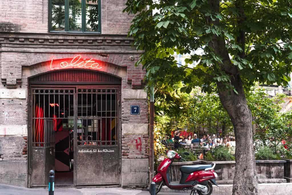 Onde comer em Tbilisi: Lolita