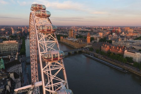 Coca-Cola London Eye, Londres