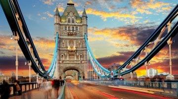 Navštívte Londýn