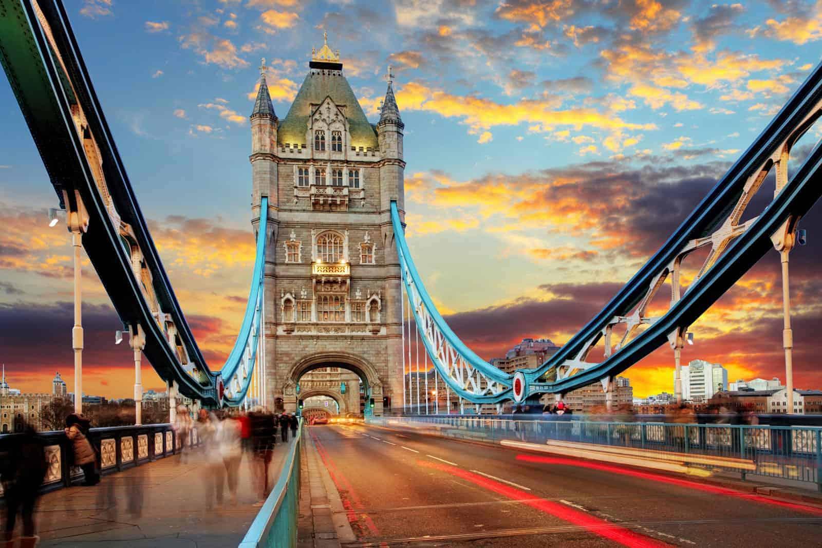Obiščite London