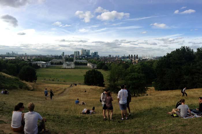Parque Londres