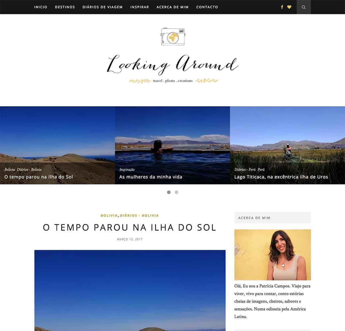 Blog: Looking Around me