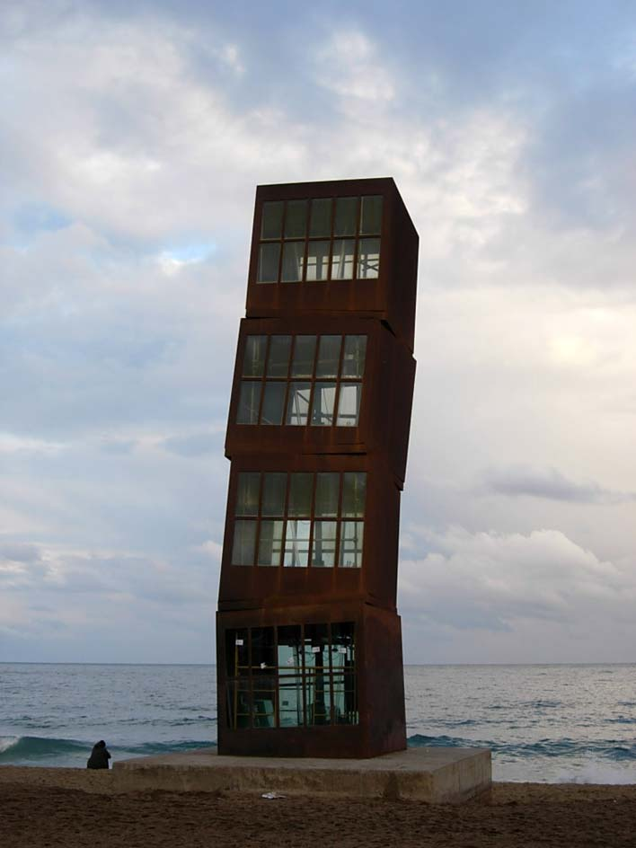 Los Cubos, Barceloneta