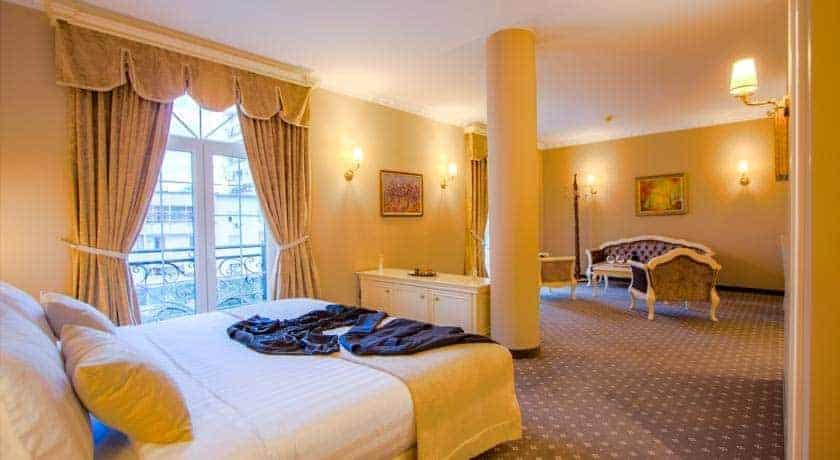 Melhotes hotéis de Tirana: Lot Boutique Hotel