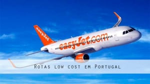Voos low cost em Portugal