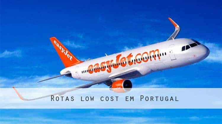 Vols Low Cost au Portugal
