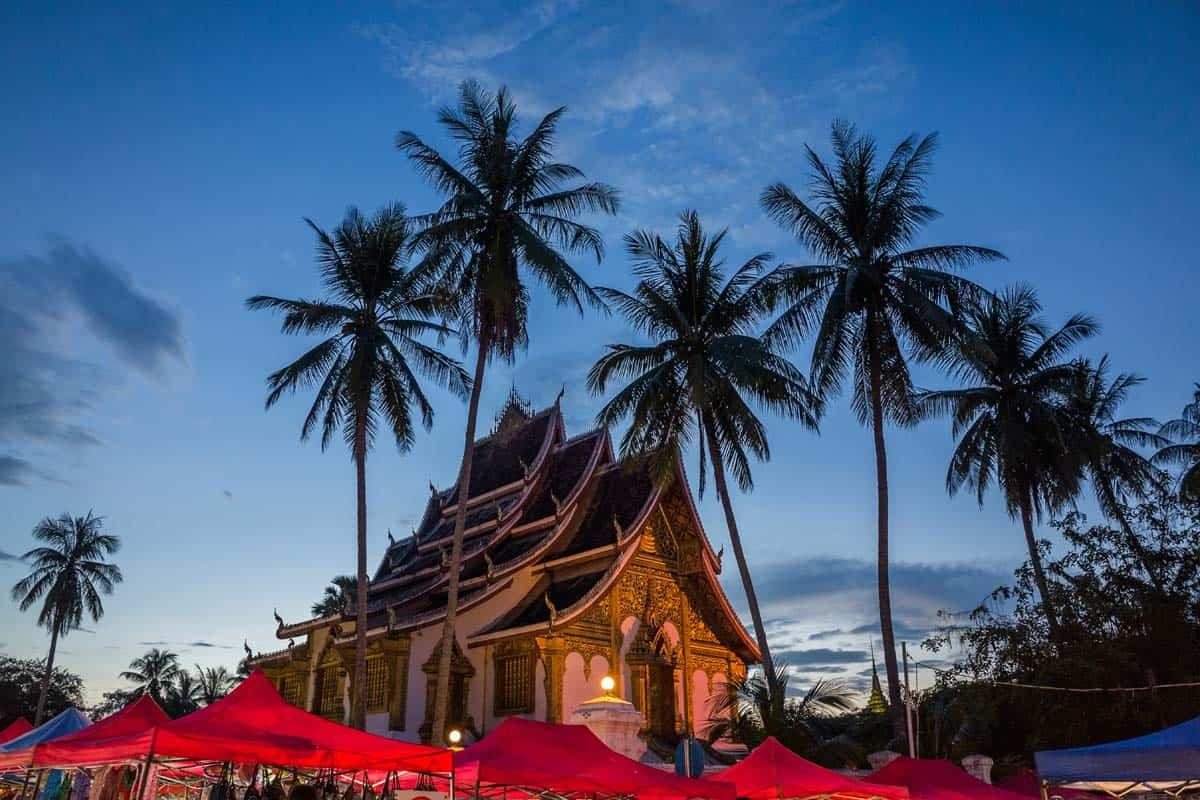 Visitar Luang Prabang