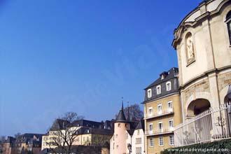 Cidade antiga, Luxemburgo