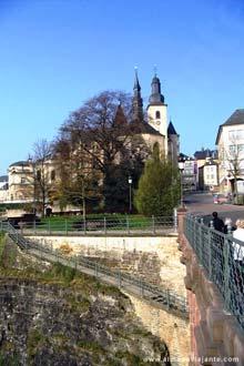 Igreja de São Miguel, Luxemburgo