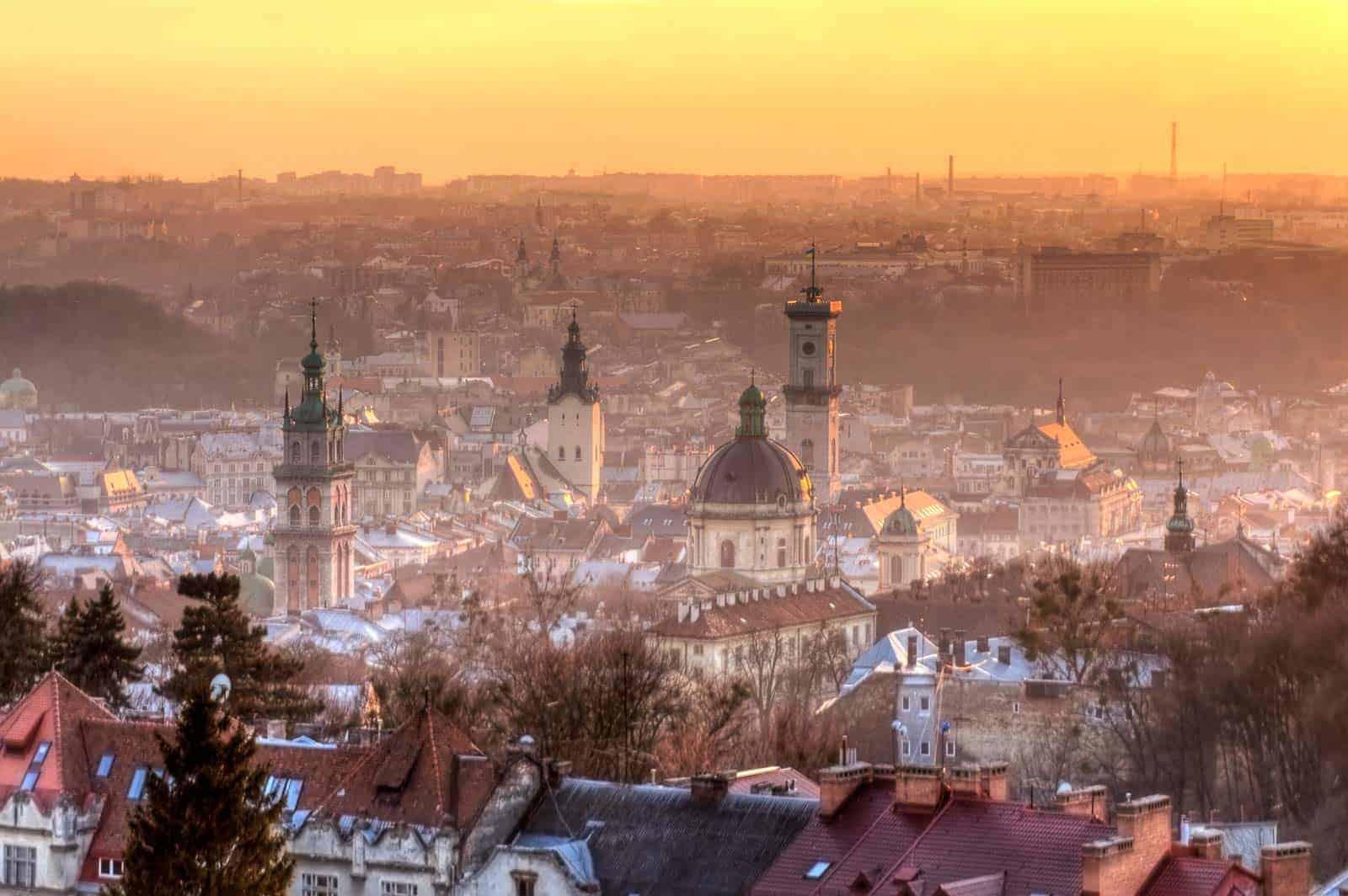 Lviv, Ukrajina