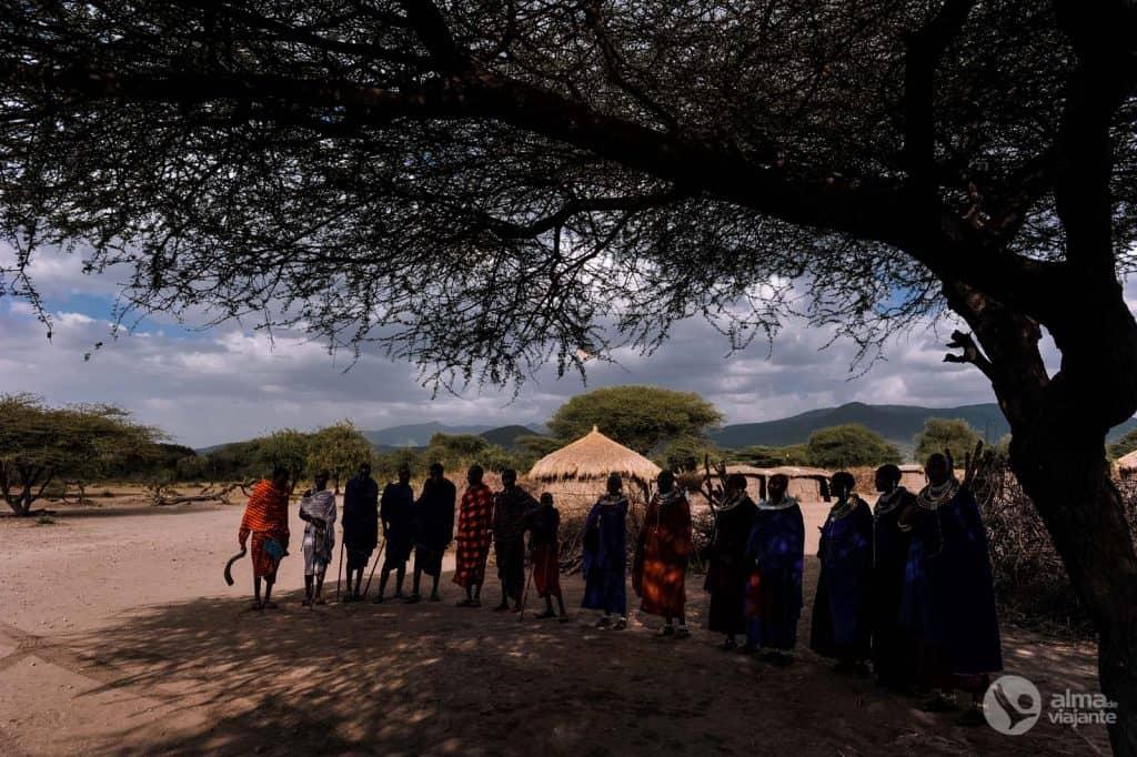 Danses Maasai