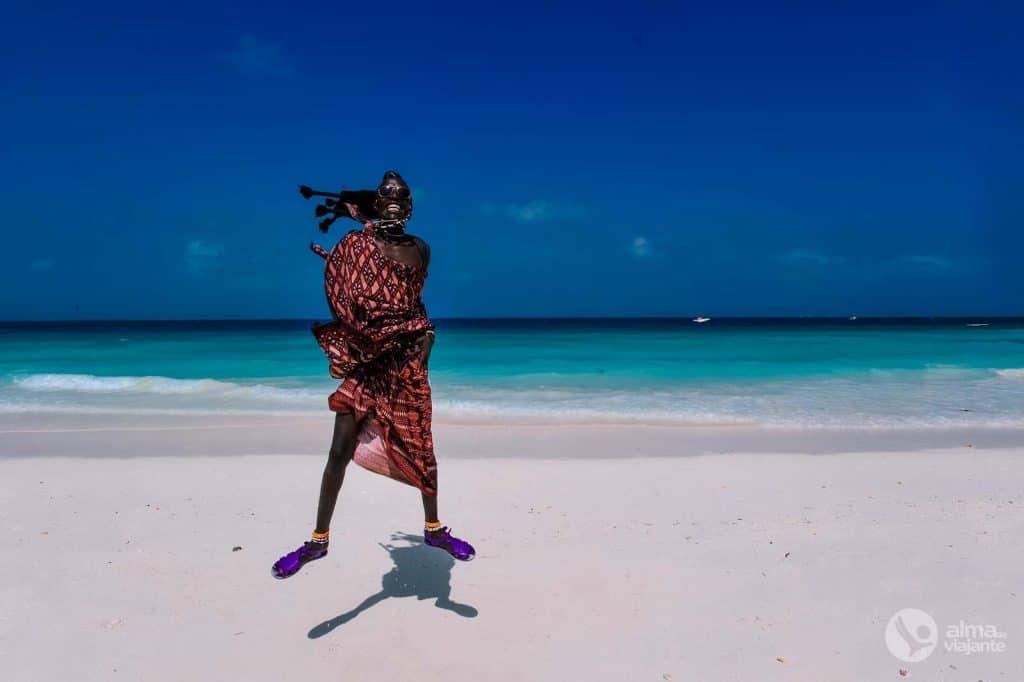Scenár v Zanzibar: Nungwi
