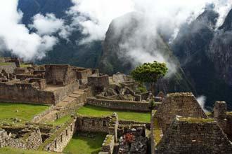 Machu Picchu, missti borgin í Incas