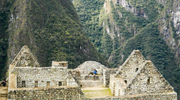 World Heritage Sites in Peru: Machu Picchu