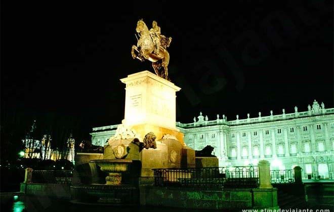 O arco-íris de Madrid