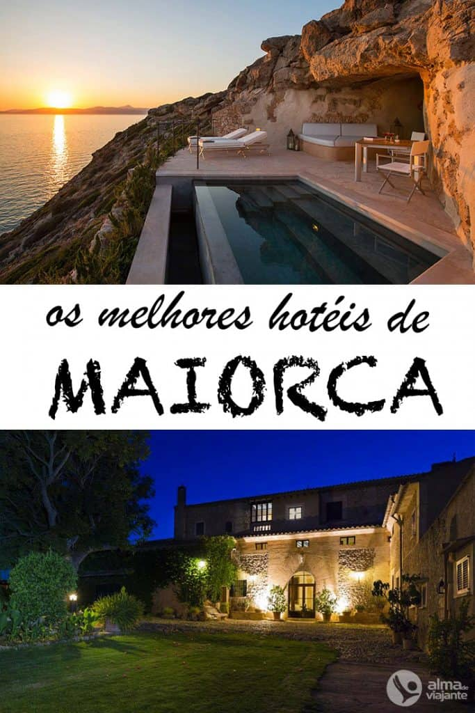 Pinterest: os melhores hotéis de Maiorca