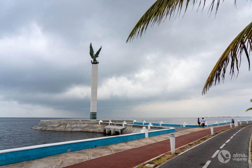 Campeche malecón