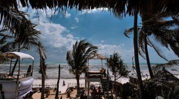 Hvor man kan bo i Zanzibar: Mango Beach House, Jambiani