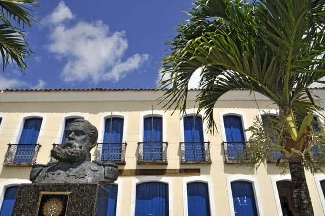 Busto do Marechal Deodoro