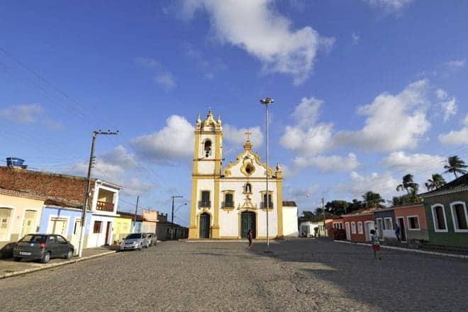 Igreja em Marechal Deodoro