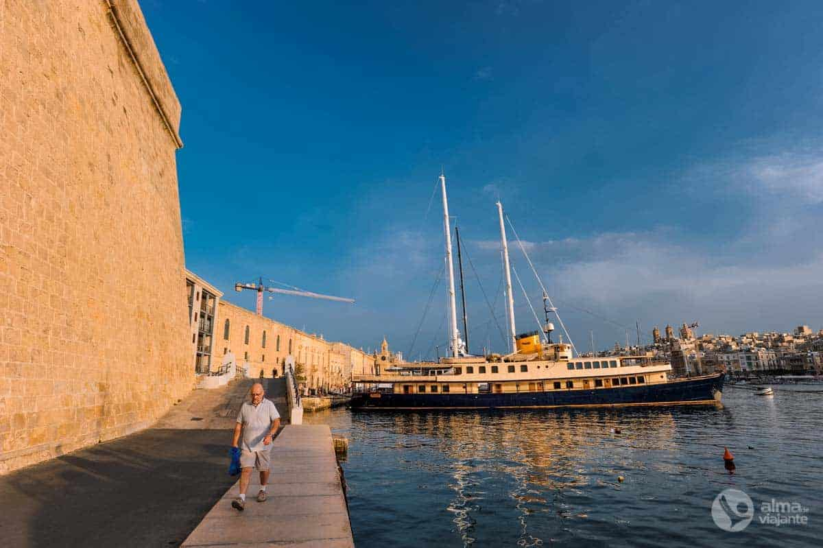 Vittoriosa Malta