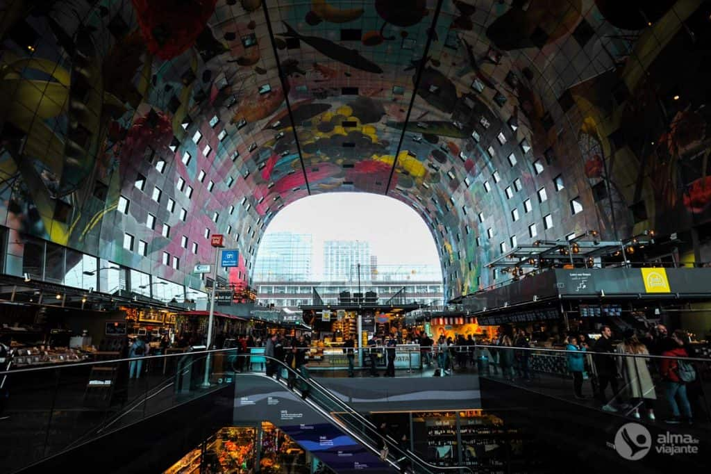 Market Hall Roterdão