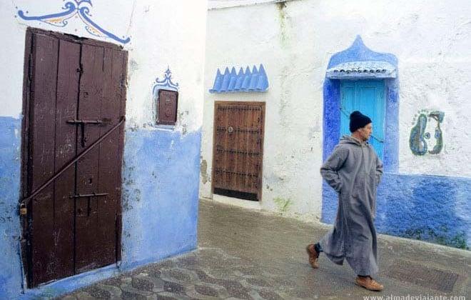 Sinais de uma história comum, no litoral Atlântico de Marrocos