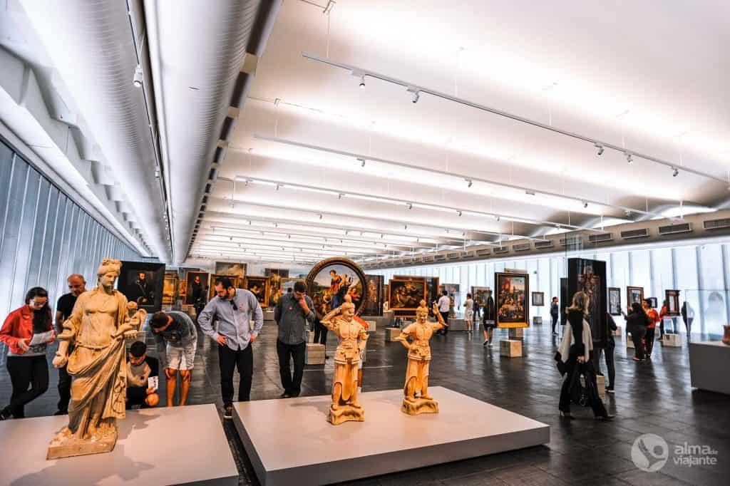 Museus de São Paulo: MASP