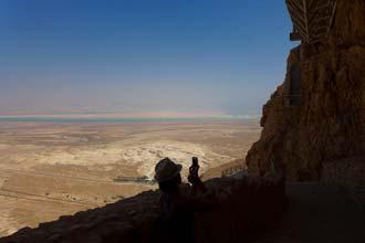Fortress of Massada, Ísrael