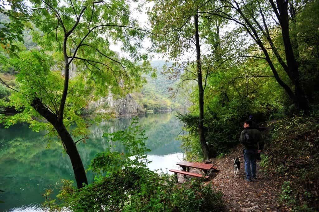 Matka Gorge, Skopje