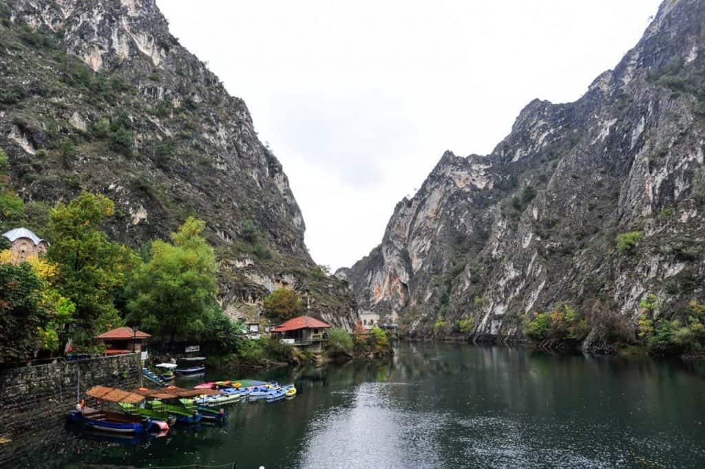 Hlutur að gera í Skopje
