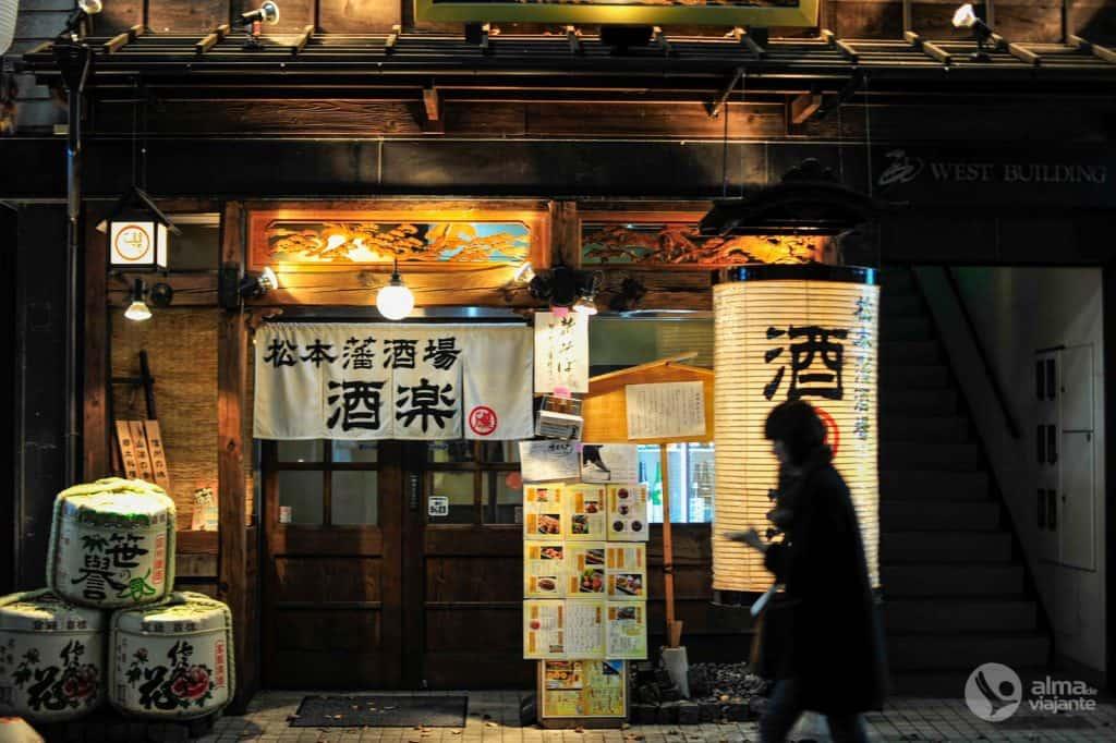 Rua de Matsumoto