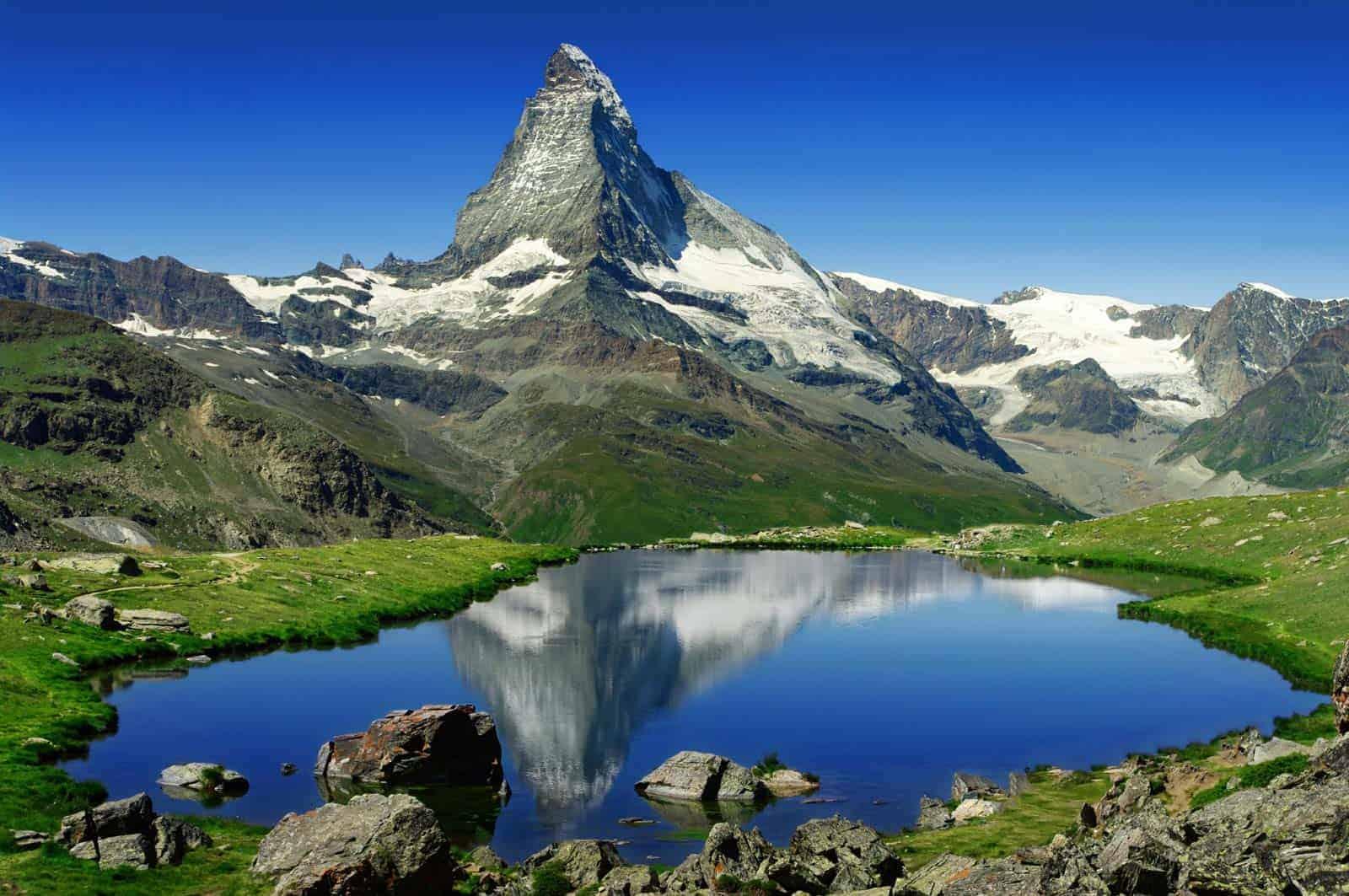 Matterhorn, Alparnir, Sviss