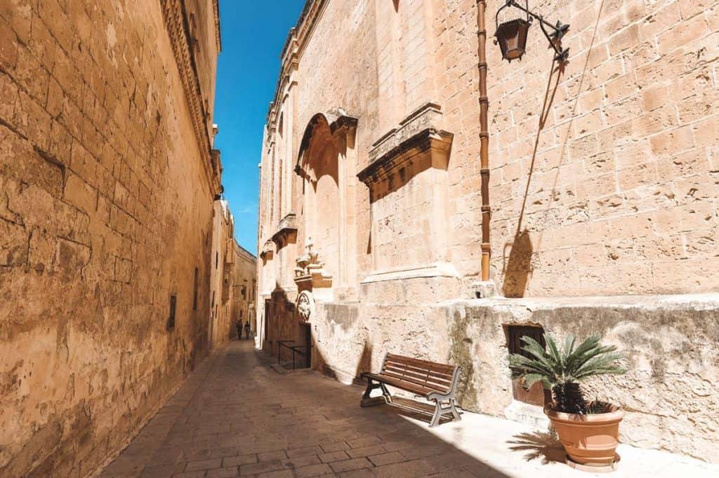 Script Malta: Mdina
