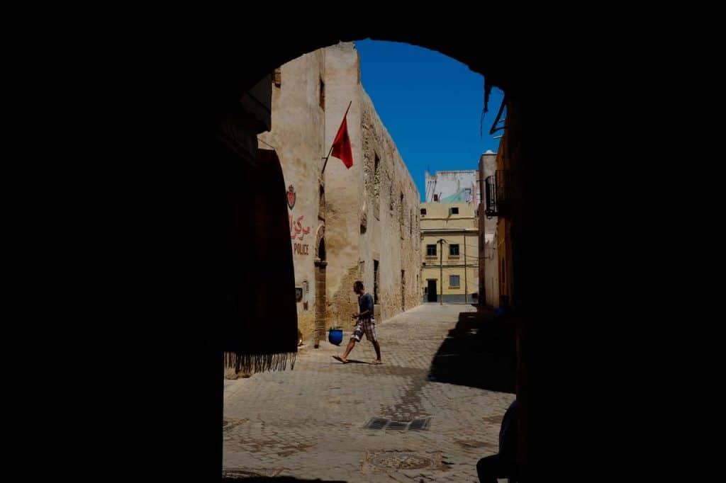 Património Mundial em Marrocos: El Jadida