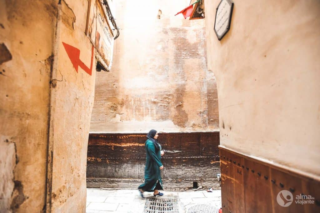 What to do in Fez: visit the medina