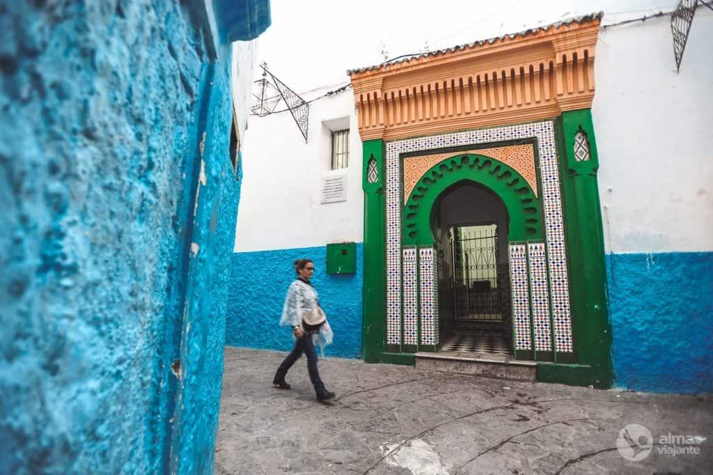 O que fazer em Tânger: visitar a medina