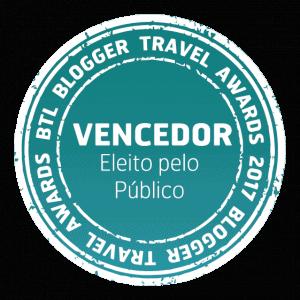 Melhor Blog de Viagens 2017