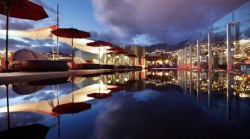 Os 15 melhores hotéis da Madeira segundo o booking