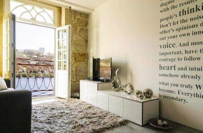 Melhores hotéis do Porto: Ribeira Apartments