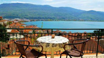 Os 10 melhores hotéis (e apartamentos) de Ohrid