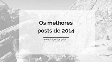 O ano 2014 em revista (ou os melhores posts de 2014)