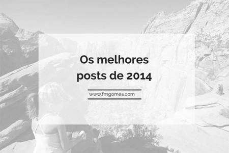 Os melhores posts de 2014
