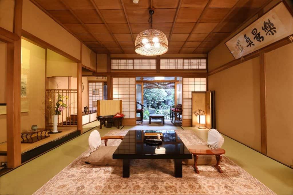 Ryokan de luxo em Kyoto: Seikoro