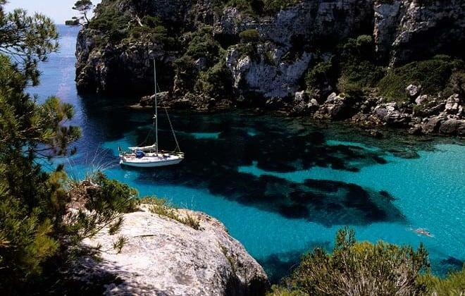 Menorca, charme Mediterrânico